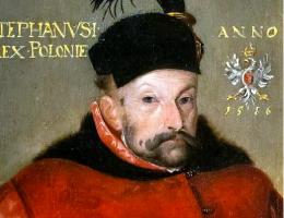 Stefan Batory pędzla Martina Kobera.
