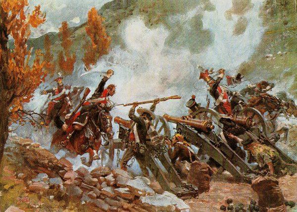 Jak skończyłaby się bitwa pod Somosierrą bez bohaterskiego czynu Andrzeja Niegolewskiego?