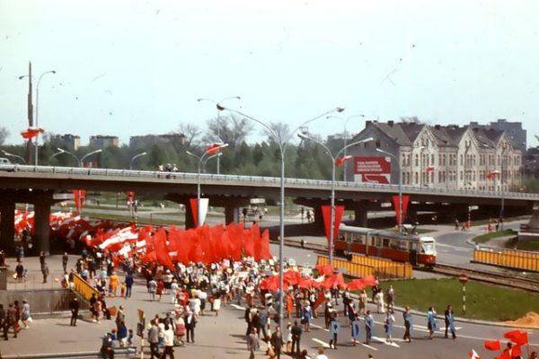 Czy dekomunizacji wymagają ulice 1 maja?