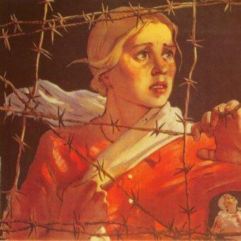 Ledwie przeszedł front a NKWD ponownie uruchomiło poniemieckie obozy koncentracyjne.