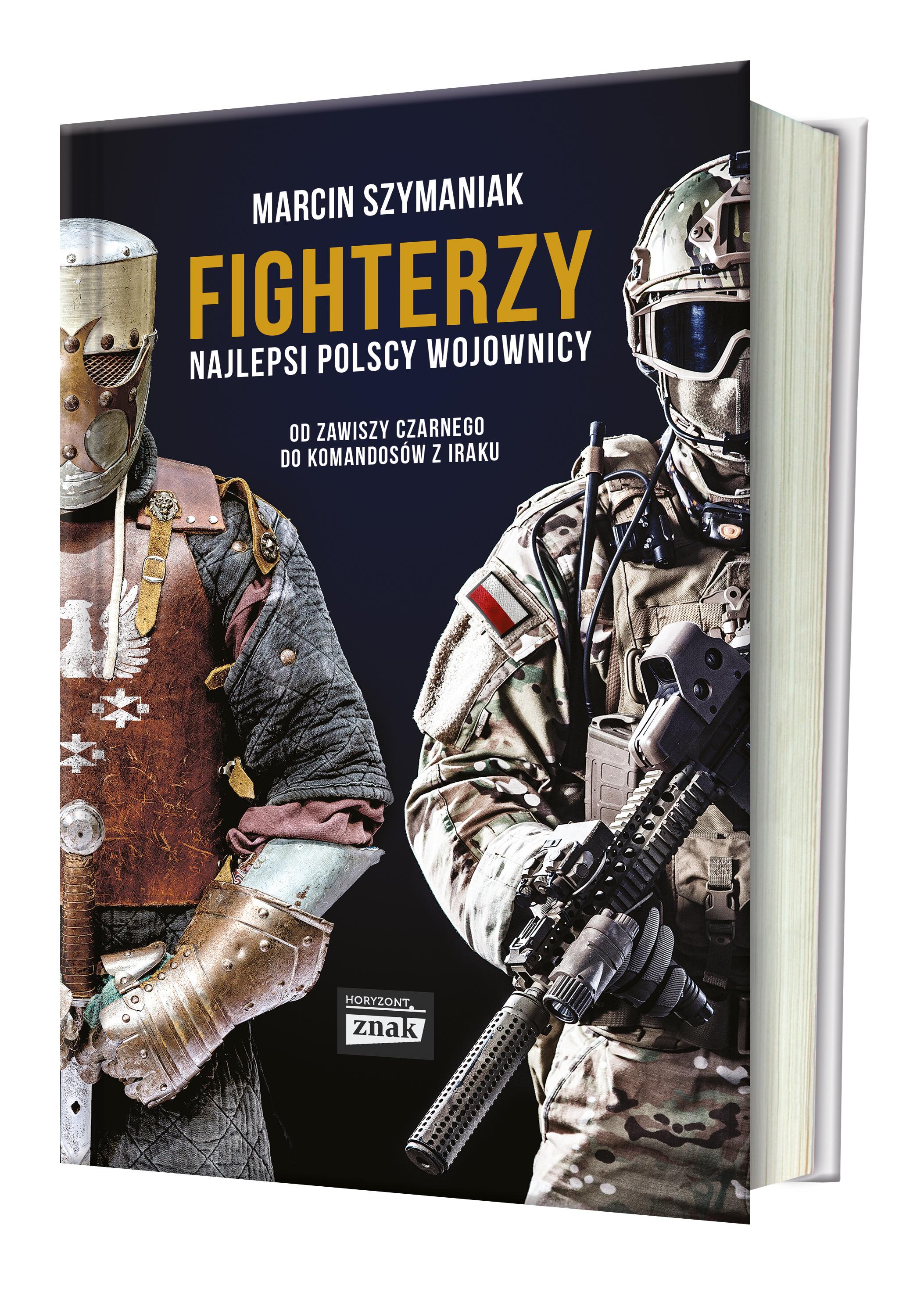 """Tekst powstał w oparciu o literaturę i materiały zebrane przez autora podczas prac nad książką pt. """"Fighterzy. Najlepsi polscy wojownicy"""" (Znak Horyzont 2017)."""