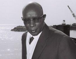 Król Mwambutsy IV. Zdjęcie z 1962 roku.