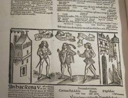 Wśród zwróconych książek znalazły się dzieła starożytnego rzymskiego komediopisarza Terencjusza.