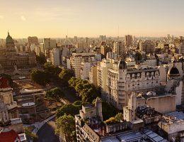 Buenos Aires stało się po wojnie schronieniem uciekających przed karą nazistów.