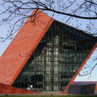 Muzeum II Wojny Światowej w Gdańsku zostało otwarte 23 marca 2017 roku.
