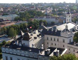 Zamek Dolny w Wilnie został zbudowany najprawdopodobniej w XV wieku, za panowania Aleksandra Jagiellończyka.