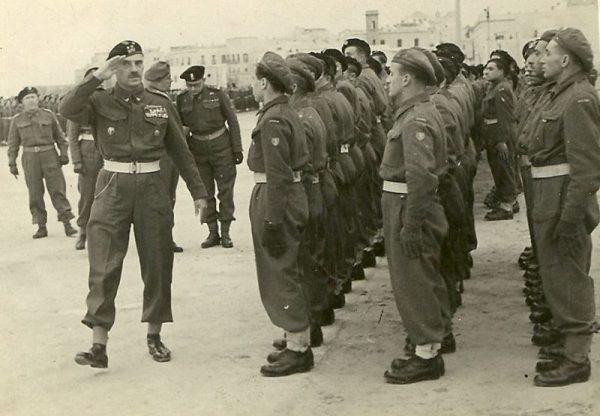 Po wojnie generał Anders i jego ludzie stali się niewygodni dla Brytyjczyków.