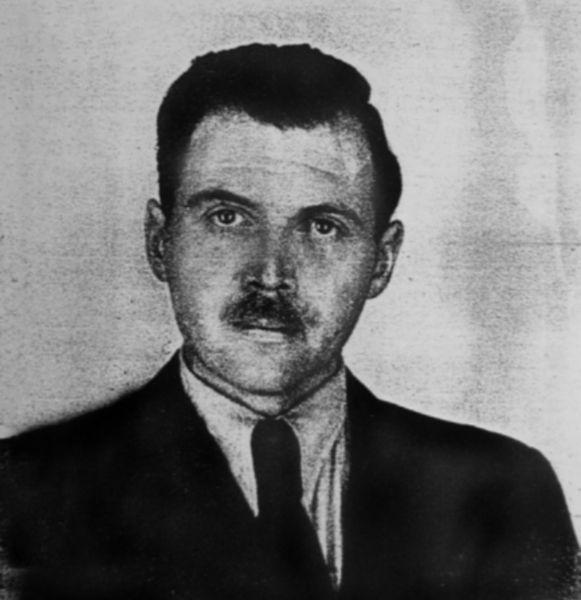Doktor Josef Mengele.