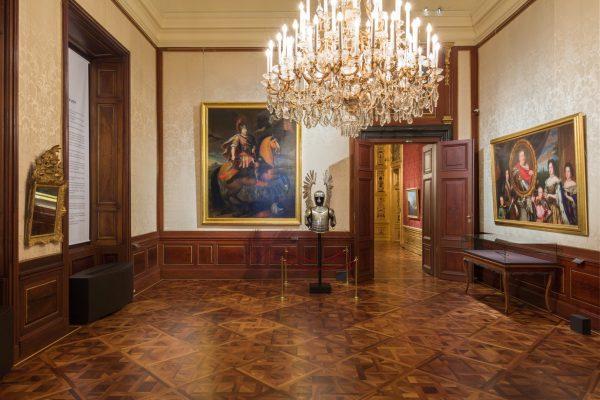 Wystawa prezentuje życie i dokonania Jana III Sobieskiego.