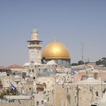 Stare miasto w Jerozolimie znajduje się na Liście Światowego Dziedzictwa w Zagrożeniu UNESCO w Zagrożeniu od 1982 roku.