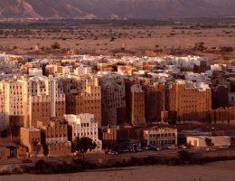 Archeolodzy porównują odnaleziony wieżowiec do istniejących do dziś budowli w jemeńskim Shiban.