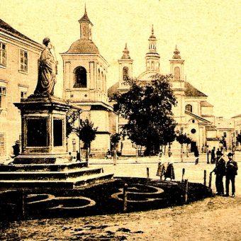 Iwano-Frankiwsk miało burzliwą historię. Do 1939 polski Stanisławów, przechodził kolejno pod okupację radziecką i niemiecką, by w końcu stać się jednym z miast niepodległej Ukrainy.