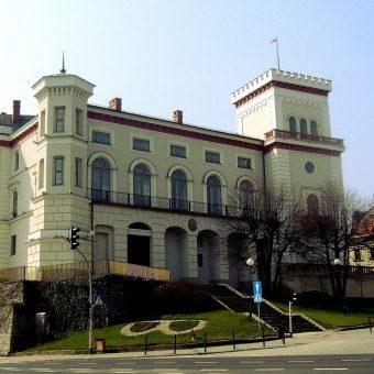 Zamek Sułkowskich w Bielsku-Białej skrywał wiele tajemnic.