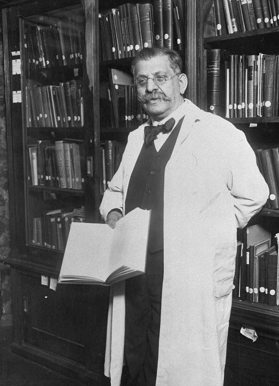 Magnus Hirschfeld. Niejedyny ojciec seksuologii.
