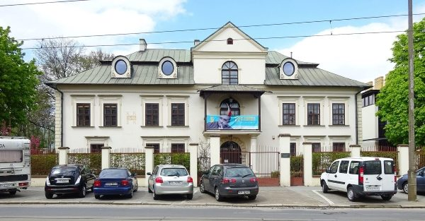 Siedziba Wydawnictwa Znak przy ulicy Kościuszki 37 w Krakowie.
