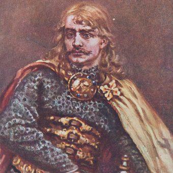 Książkę Bolesław III Krzywousty