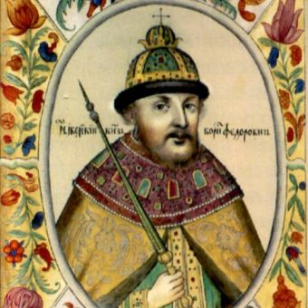 Borys Godunow, zwycięzca bitwy pod Dobryniczami