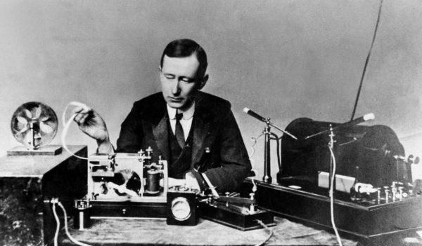 Marconi wcale nie ukradł pomysłu Tesli.