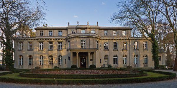 To w willi przy Großer Wannsee 56/58 w Berlinie (na zdjęciu) przygotowano szczegóły planu tzw. ostatecznego rozwiązania kwestii żydowskiej