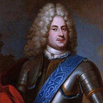 Łowczy nadworny koronny Jakub Zygmunt Rybiński