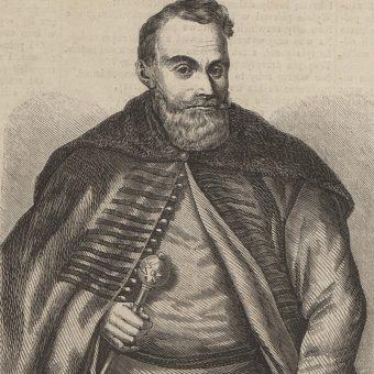 Hetman polny litewski Jan Karol Chodkiewicz