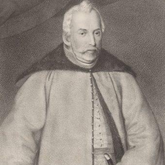 Hetman wielki koronny Jan Zamoyski