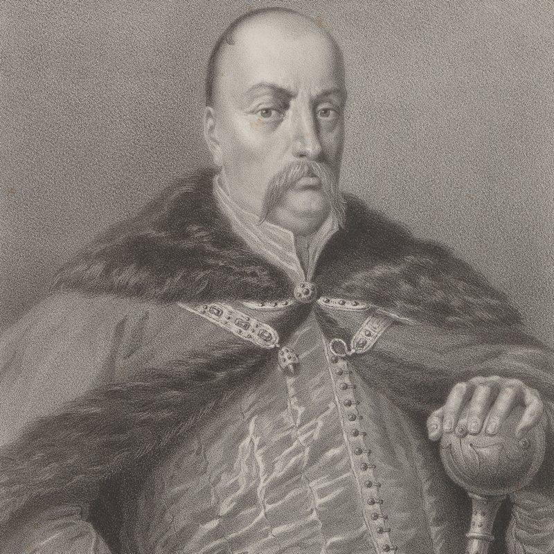 Hetman wielki litewski Janusz Radziwiłł