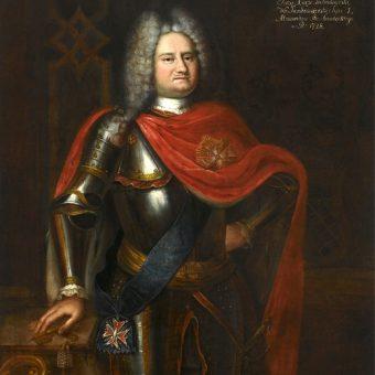 Oboźny koronny Jerzy Aleksander Lubomirski