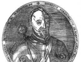 Wojewoda wendeński Jerzy Fahrensbach