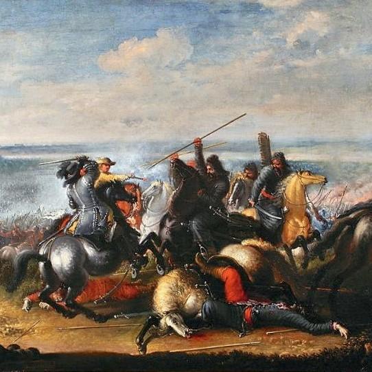 Johan Filip Lemke, Karol X Gustaw w starciu z Tatarami pod Warszawą 1656
