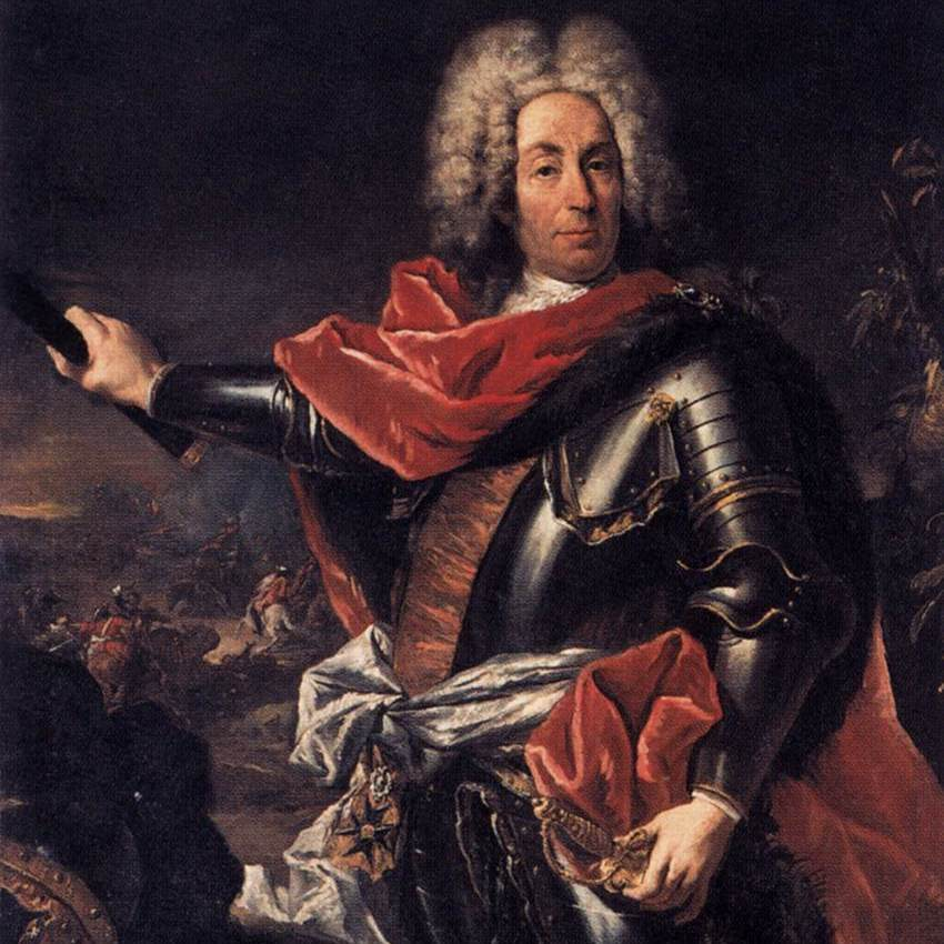 Johann Matthias Schulenburg