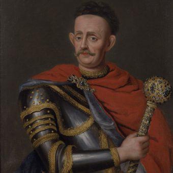 Hetman wielki litewski Kazimierz Jan Sapieha