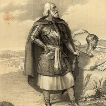 Hetman wielki litewski Konstanty książę Ostrogski