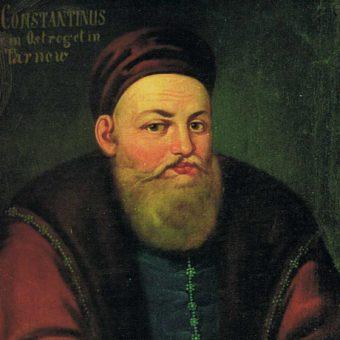 Książę Konstanty Wasyl Ostrogski
