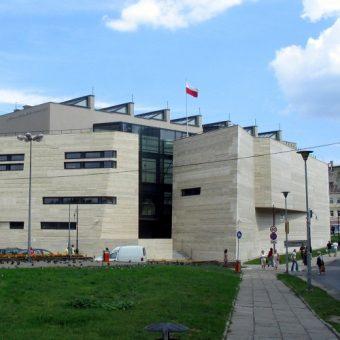 Muzeum Narodowe Ziemi Przemyskiej, budynek przy placu Berka Joselewicza. (fot. Goku122, li. GFDL)
