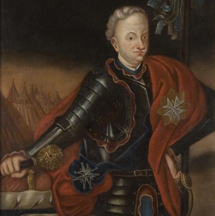 Hetman polny litewski Michał Serwacy Wiśniowiecki