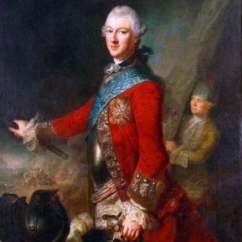 Hetman wielki litewski Michał Kazimierz Ogiński
