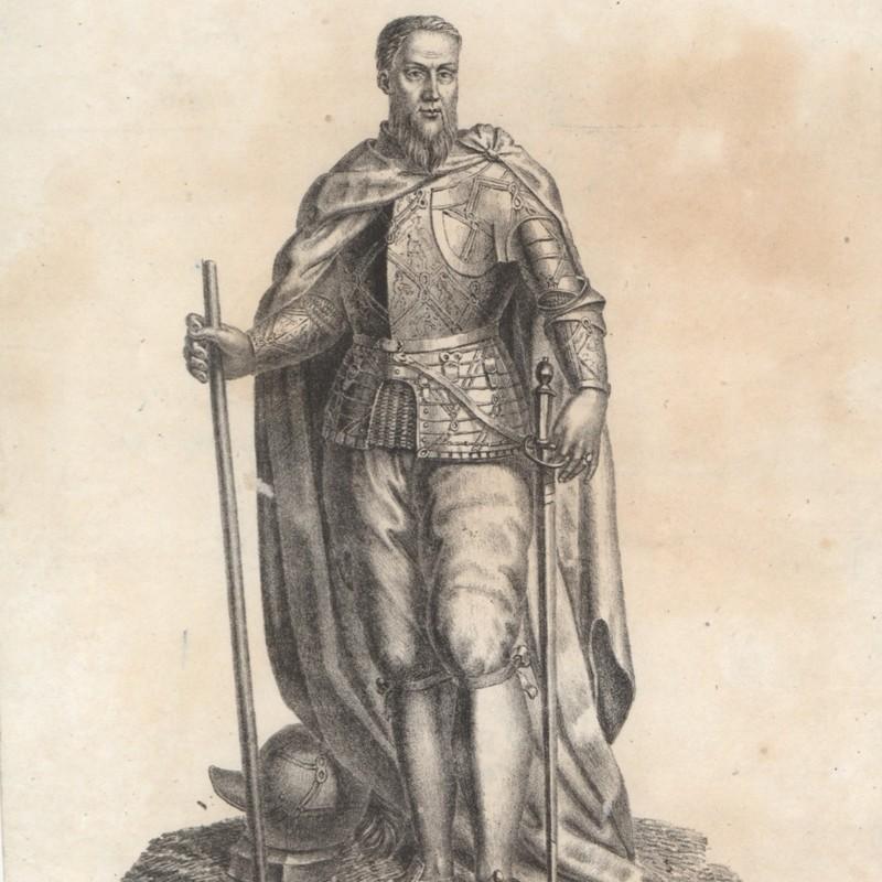 Hetman wielki koronny Mikołaj Kamieniecki