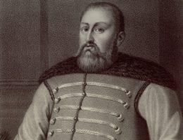 Hetman wielki koronny Mikołaj Potocki.