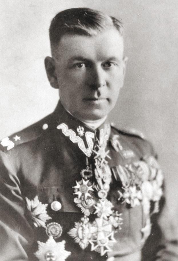 """Szef Departamentu Lotnictwa płk. Ludomił Rayski był kompletnym dyletantem, ale wykazywał ponadprzeciętne zdolności wymiatania z wojska """"niepożądanego"""" elementu."""