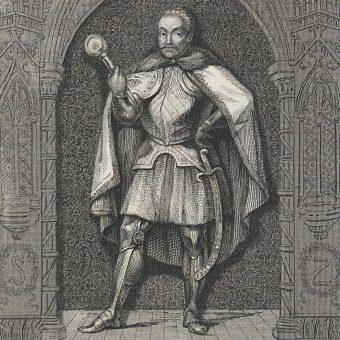 Hetman wielki koronny Stanisław Żółkiewski