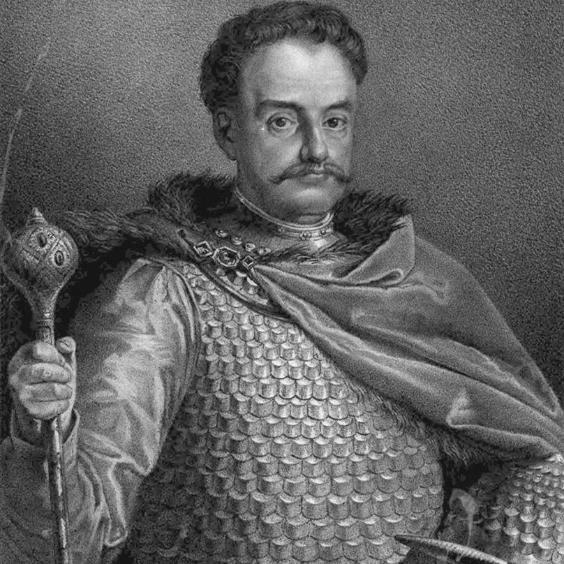 Hetman wielki koronny Stanisław Jabłonowski