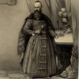 Hetman wielki koronny Stanisław Koniecpolski