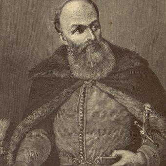 Regimentarz wojsk koronnych Stefan Czarniecki
