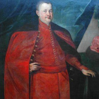 Regimentarz Władysław Dominik Zasławski