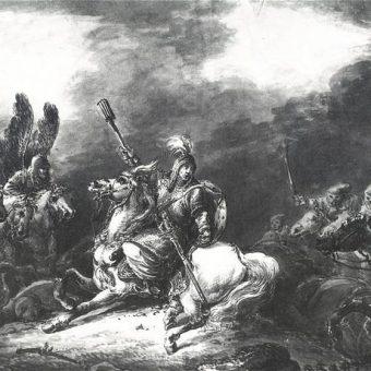 Walka wojsk pancernych z Tatarami