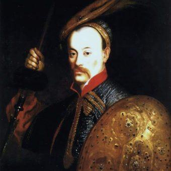 Hetmana polny litewski Wincenty Korwin Gosiewski