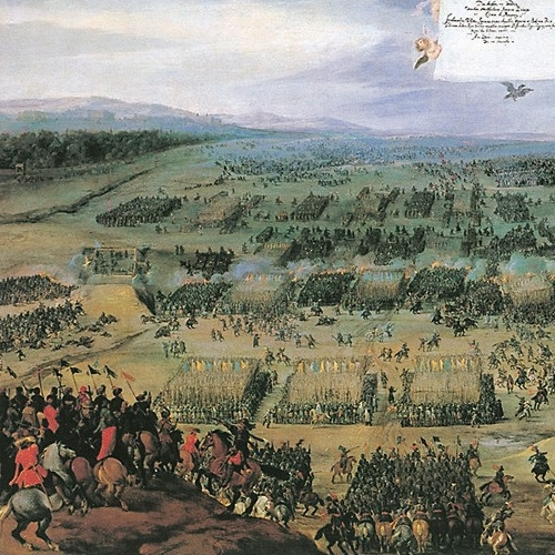 Bitwa na Białej Górze, 1620.
