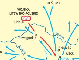 Bitwa pod Kleckiem, 1506.