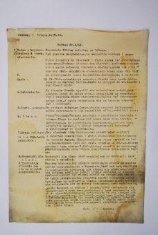 Za udostępnienie fotografii dziękujemy Muzeum Narodowemu Ziemi Przemyskiej. fot. Grzegorz Szopa.